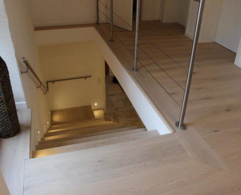 Dielenboden passend zum Boden